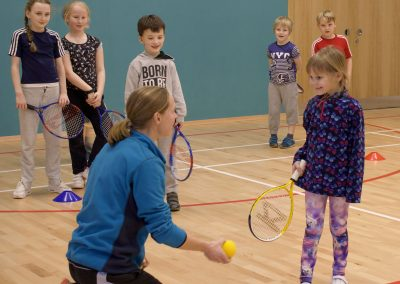 Mini Tennis Coaching